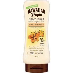 Hawaiian Tropic Sheer Touch Ultra Radiance Spf/Fps 50+ - Loción 240ml