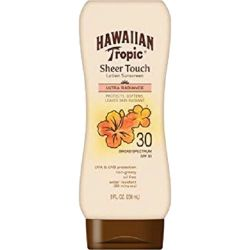Hawaiian Tropic Sheer Touch Ultra Radiance Spf/Fps 30 - Loción 240ml
