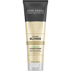 John Frieda Sheer Blonde Highlight Activating Brightening For Lighter Blondes - Condicionador 250ml