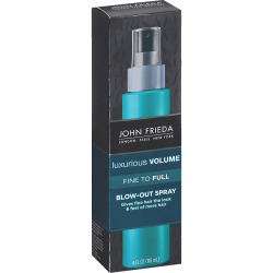 John Frieda Luxurious Volume Blow Out Spray - 118ml