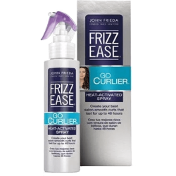 John Frieda Frizz Ease Go Curlier Heat-Activated Spray - 103ml