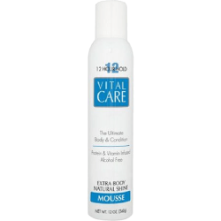 Vital Care 12h Extra Body Natural Shine Mousse - 340g