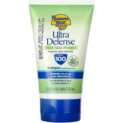 Banana Boat Ultra Defense Max Skin Protect Fps 100 - 118ml