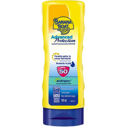 Banana Boat Advanced Protection Fps 50 - 180ml
