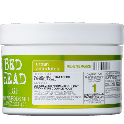Tigi Bed Head Urban Anti+dotes Re Energize - Máscara 200g