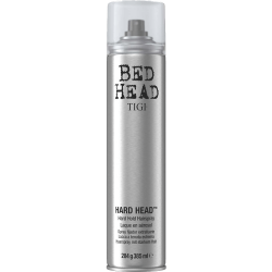 Tigi Bed Head Hard Head Hairspray Laque - 350ml